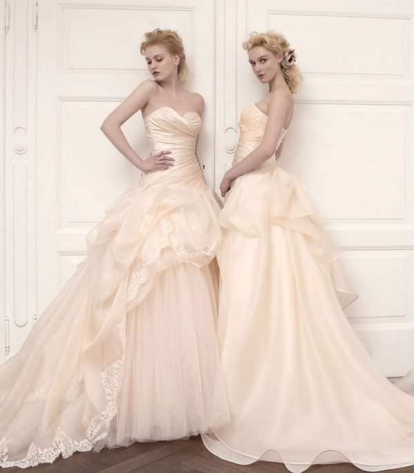 romantic atelier aime wedding dresses 18 bmodish