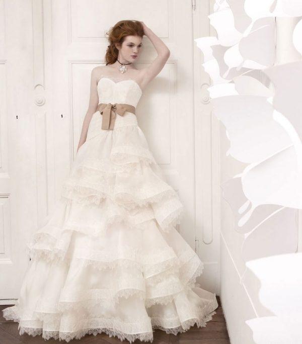 romantic atelier aime wedding dresses 21 bmodish