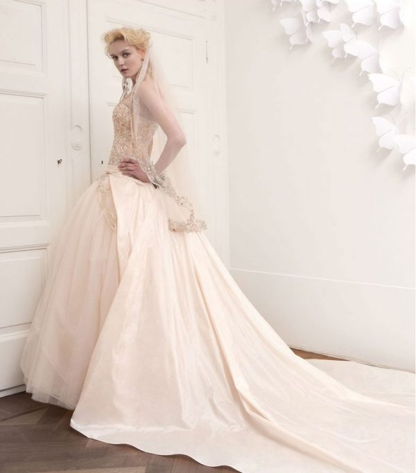 romantic atelier aime wedding dresses 9 bmodish