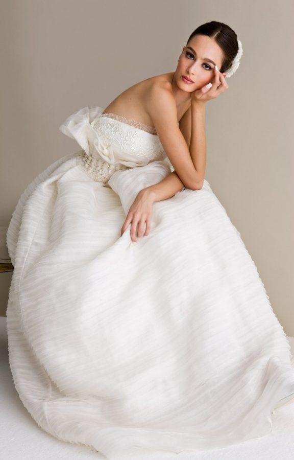 Dazzling Wedding Dresses from Antonio Riva Collection 2015 - Be Modish