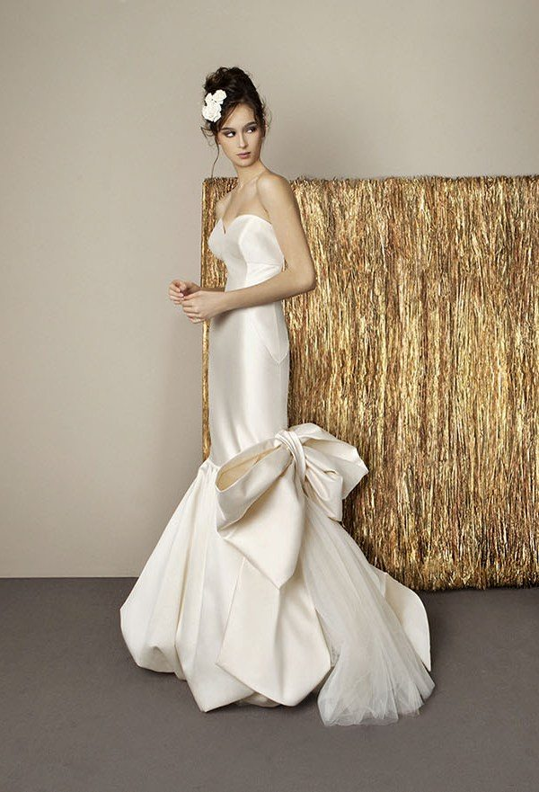 Dazzling Wedding Dresses from Antonio Riva Collection 2015 ...