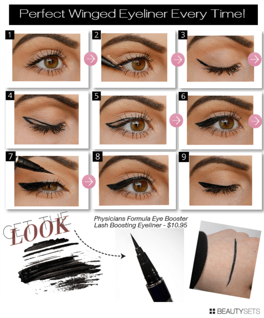 Beautysets_cat eye tutorial bmodish