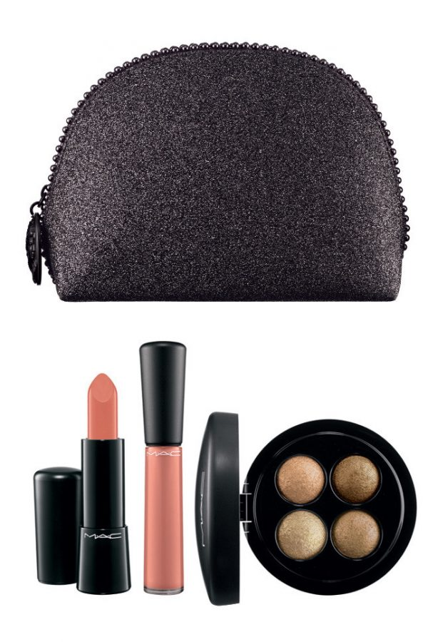 MAC Keepsakes – Exclusive Lip + Eye Bag 1 bmodish