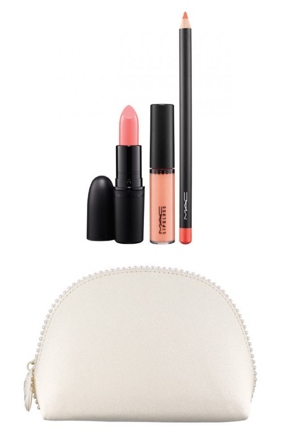 MAC Keepsakes Lip and Eye Bag 1 bmodish