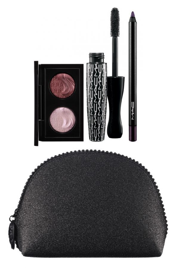 MAC Keepsakes Lip and Eye Bag bmodish 2