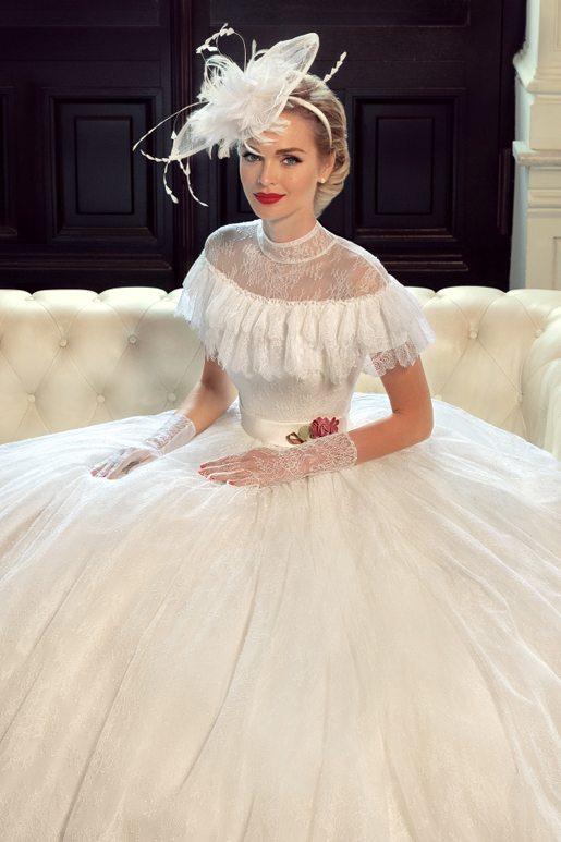 Tatiana bridal dress 36 bmodish