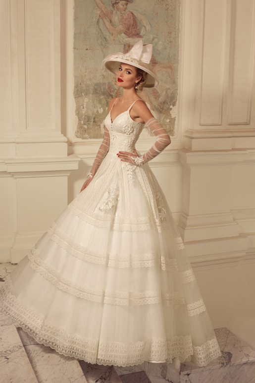 Tatiana bridal dress 38 bmodish