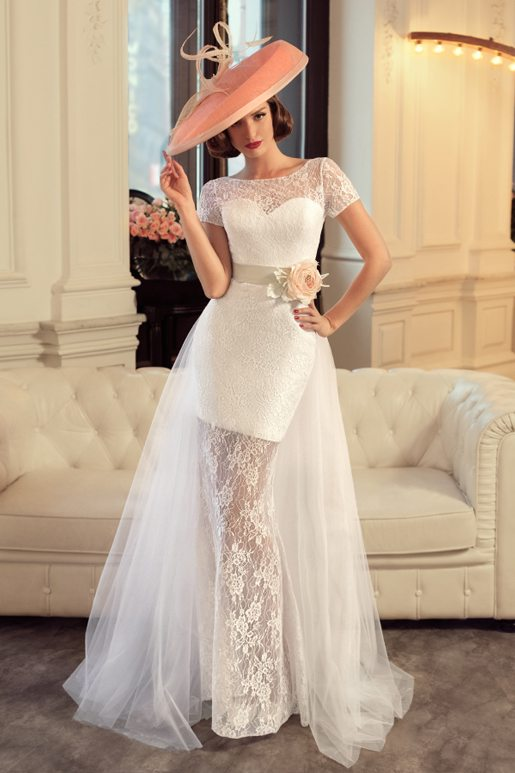 Tatiana bridal dress 46 bmodish