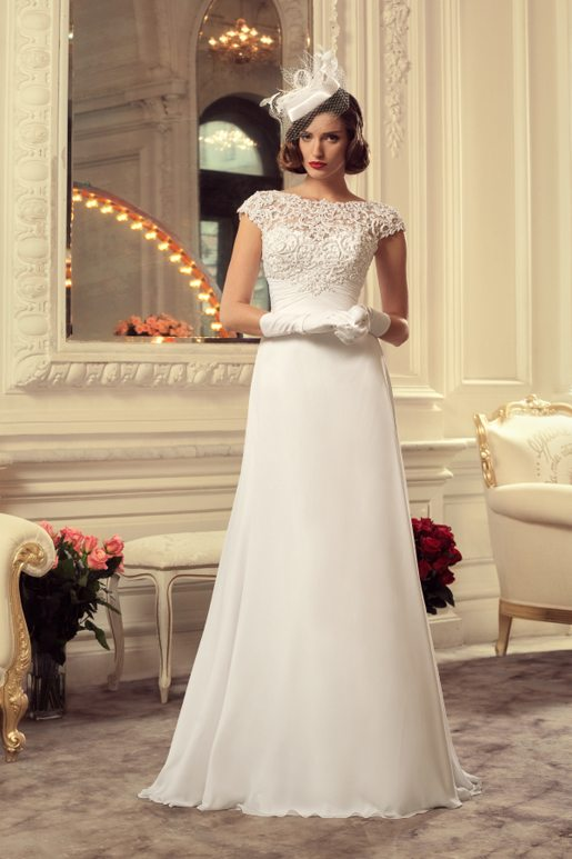 Tatiana bridal dress 48 bmodish
