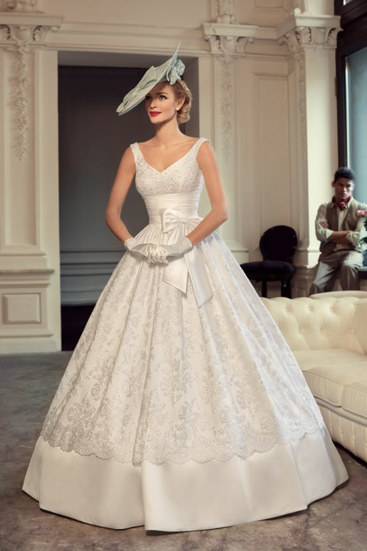 Tatiana bridal dress 5 bmodish