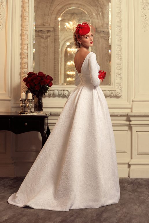 Tatiana bridal dress 53 bmodish