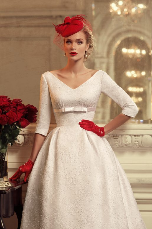Tatiana bridal dress 54 bmodish
