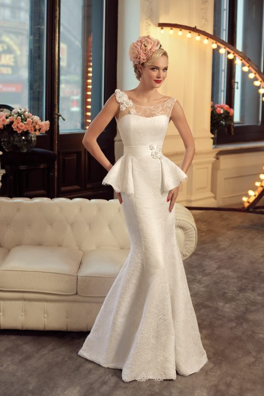 Tatiana bridal dress 55 bmodish