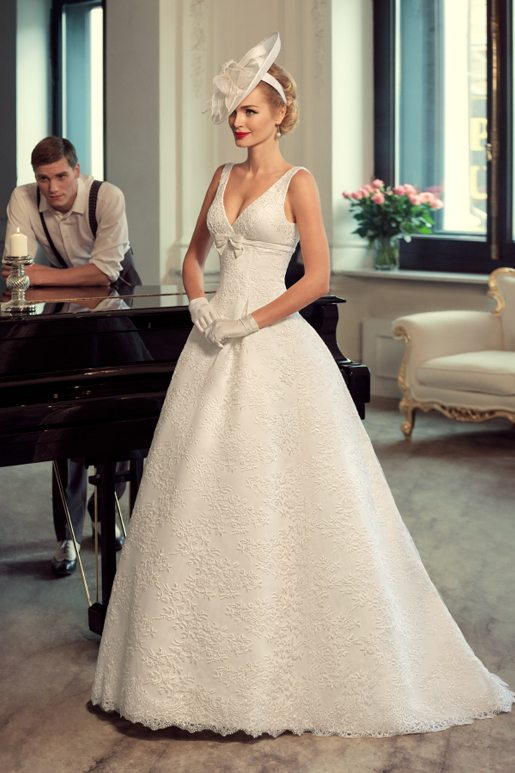 Tatiana bridal dress 56 bmodish