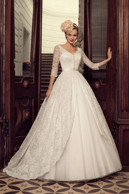 Tatiana bridal dress 63 bmodish