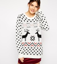 asos christmas jumper sweater bmodish