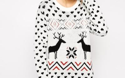 asos christmas jumper sweater bmodish
