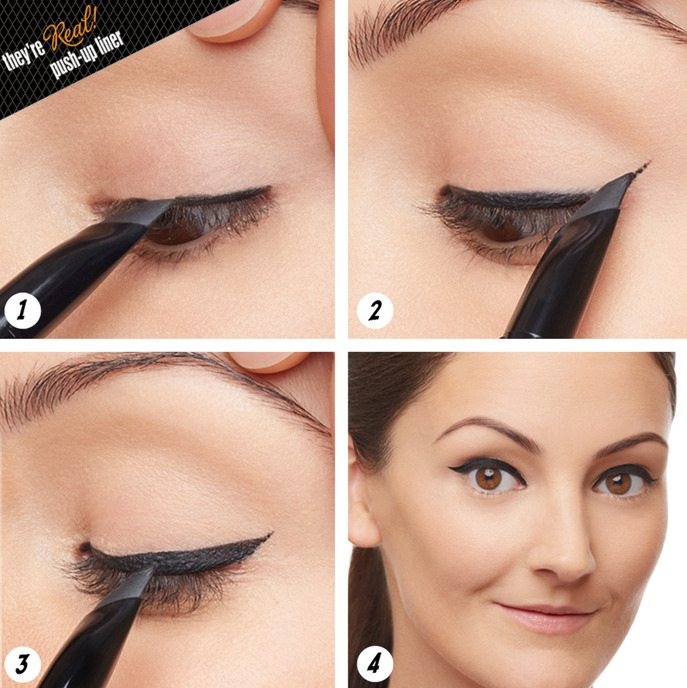 classic cat eye makeup tutorial bmodish