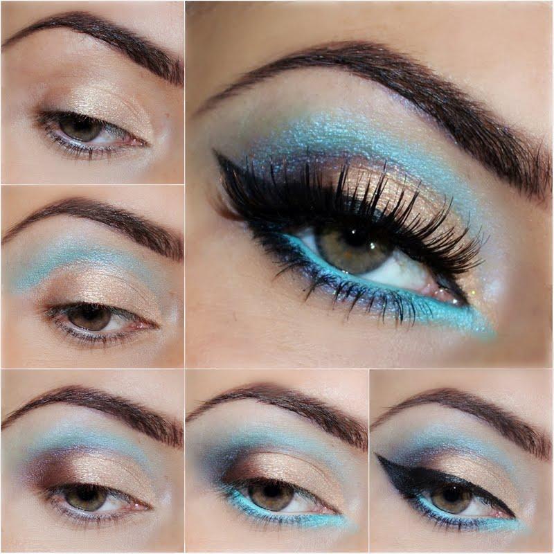 cat eye makeup – Olesja's Fashion Illustration |Makeup Eyeliner Cat Eyes