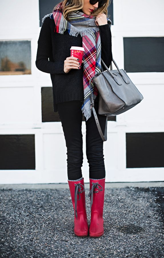 hunter rain boots how to wear bmodish