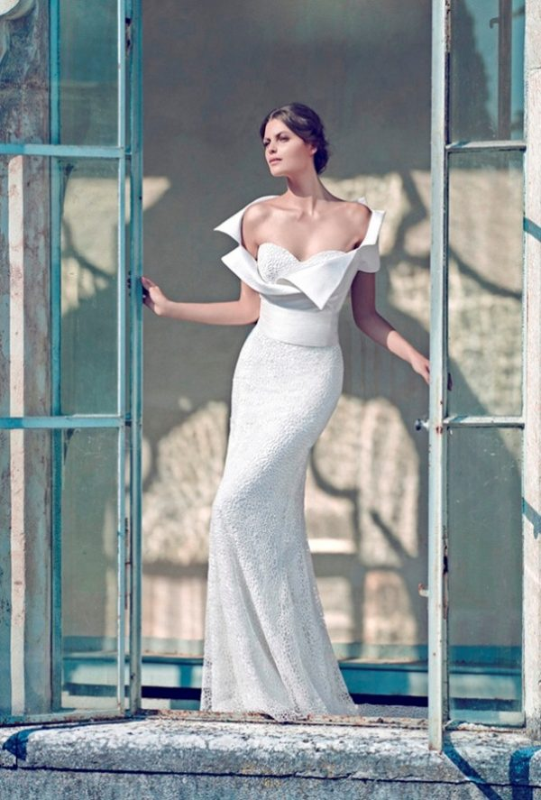 giuseppe papini wedding dress 2015