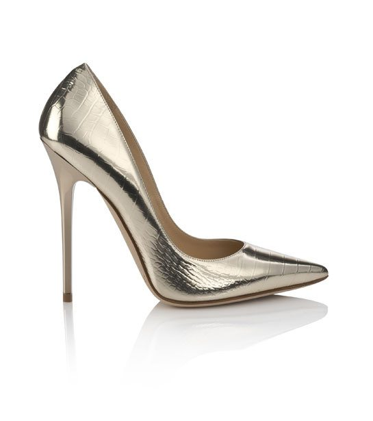 Anouk heel from the Jimmy Choo 2015 collection via bmodish