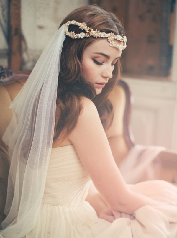 daphne veil headpiece jannie baltzer