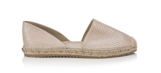 Dreya espadrille from the Jimmy Choo 2015 collection via bmodish