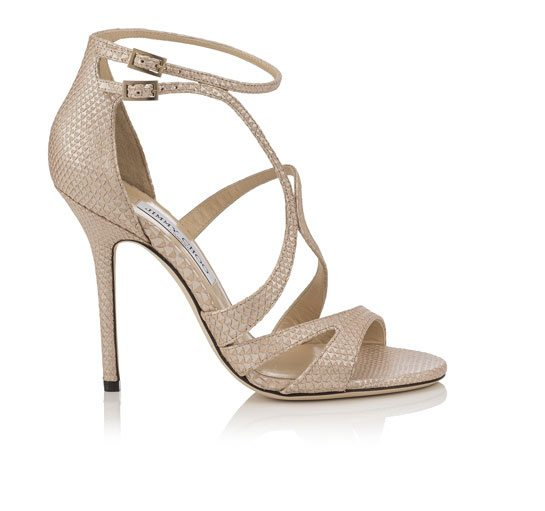 Feign sandal from the Jimmy Choo 2015 collection via bmodish