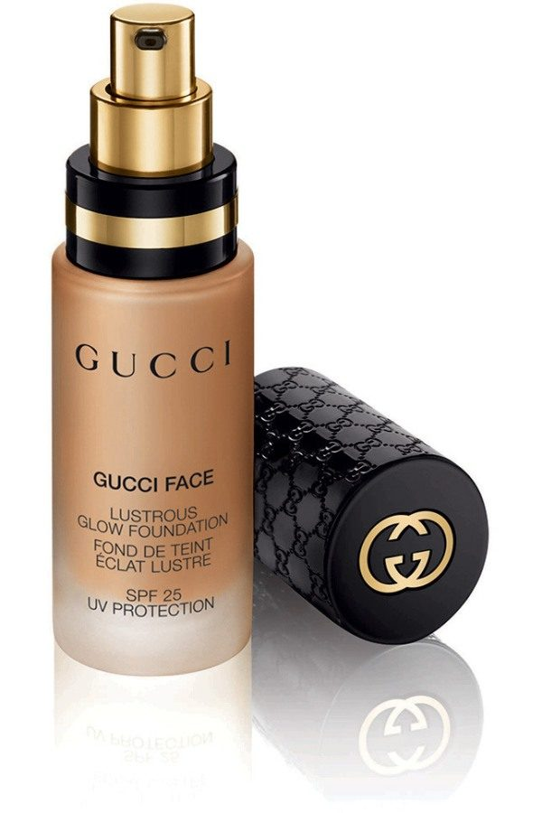 Gucci Face – Lustrous Glow Foundation - bmodish
