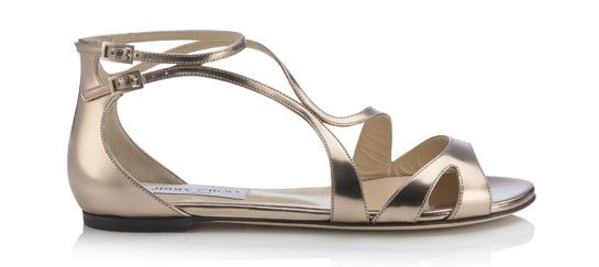 Hasty sandal from the Jimmy Choo 2015 collection via bmodish