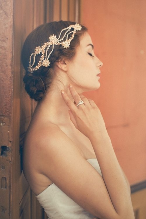 alexa bridal headpiece bmodish