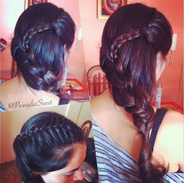 beautiful braid hairstyle bmodish