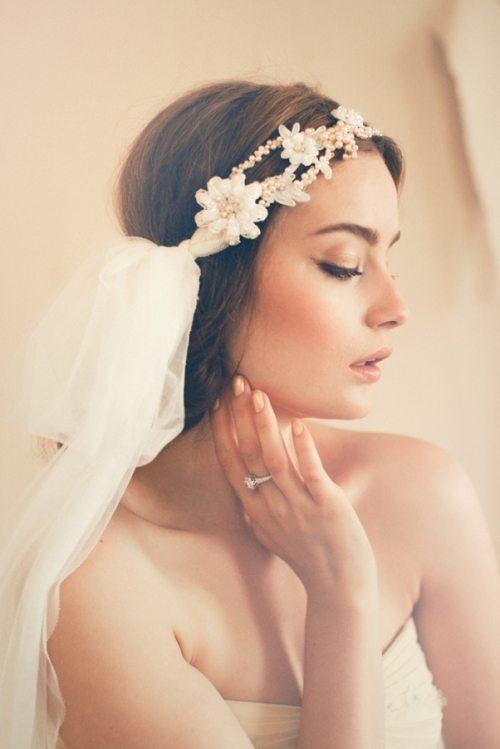 charlie bridal veil bmodish