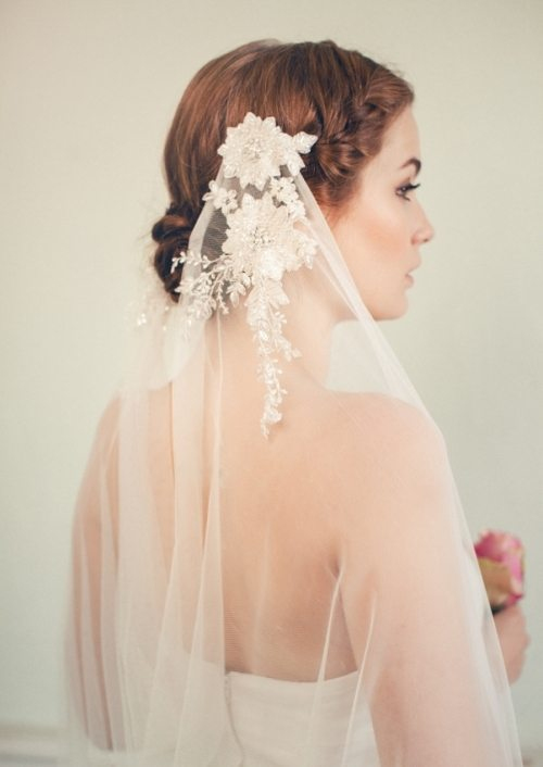 joy bridal veil bmodish