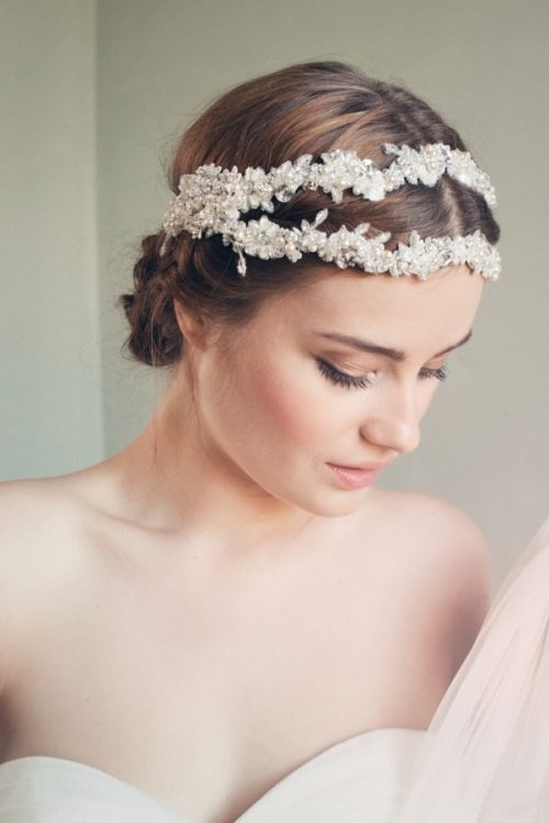 maggie bridal headpiece bmodish