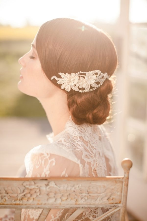 roberta bridal headpiece bmodish