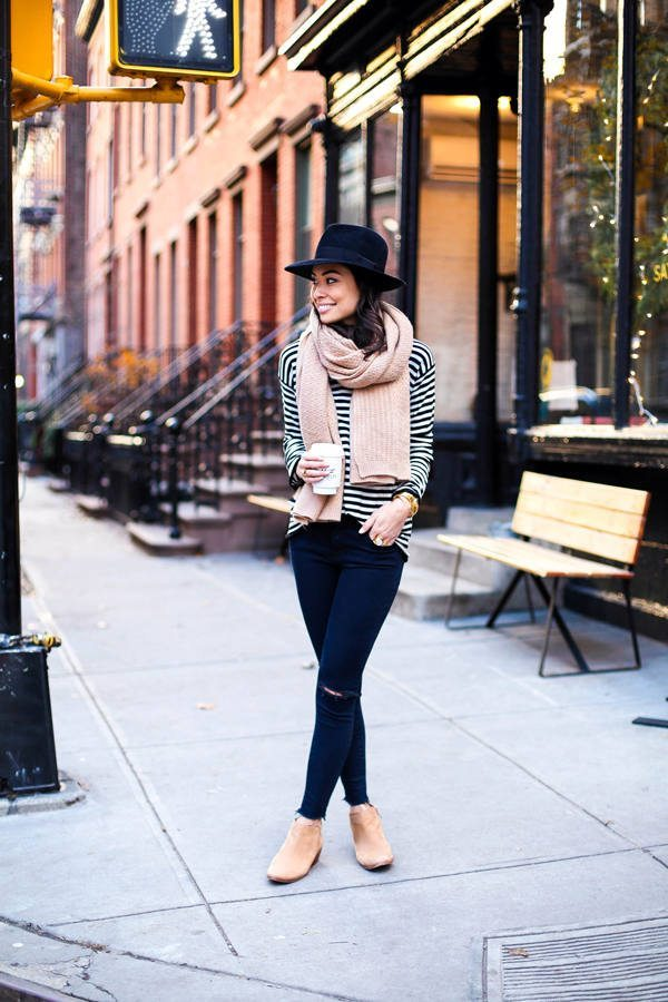 simple fall outfit 2 bmodish