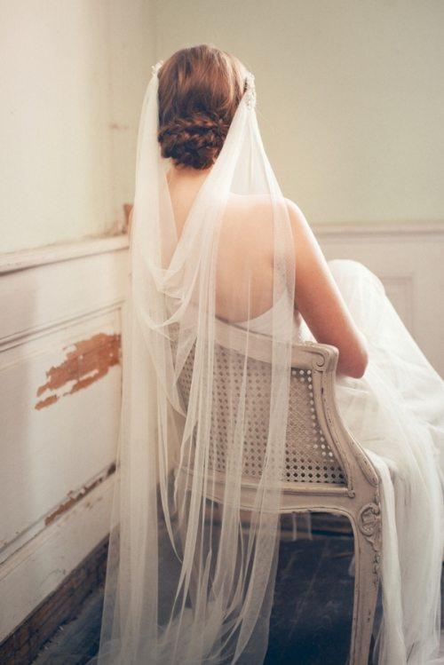 viola bridal veil bmodish