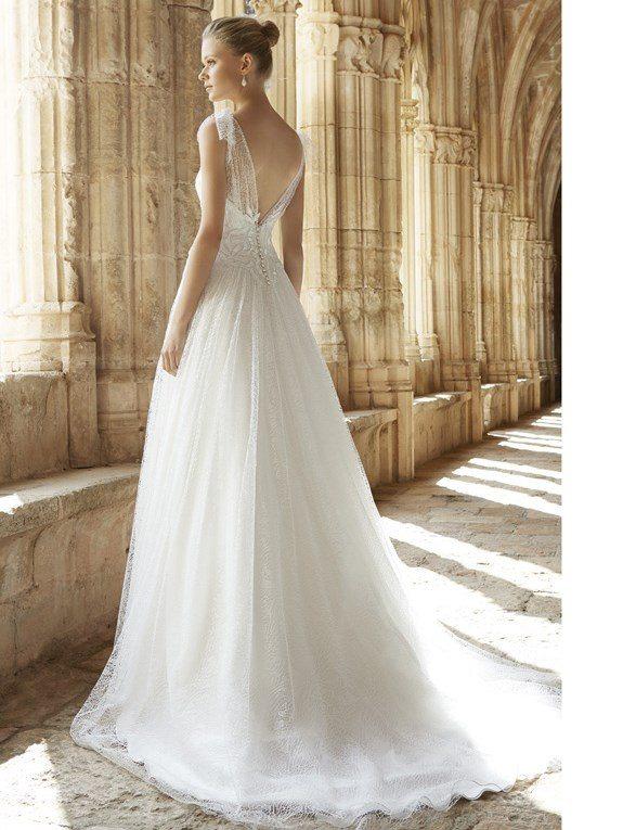 Raimon bundo wedding dress 36 bmodish