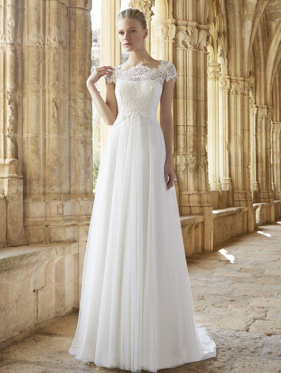 Raimon bundo wedding dress 40 bmodish