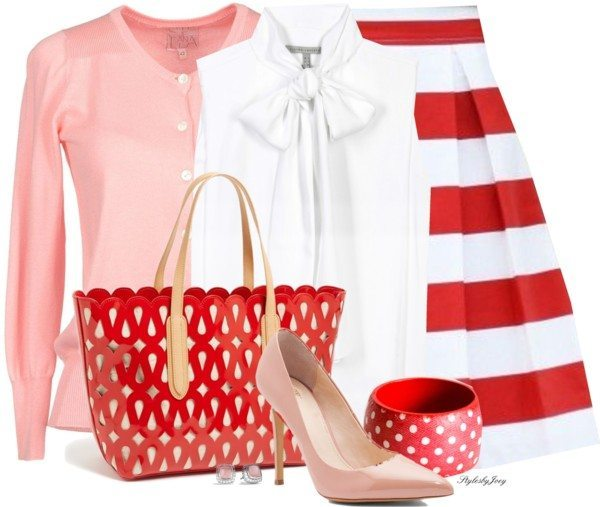 be my valentine polyvore outfit