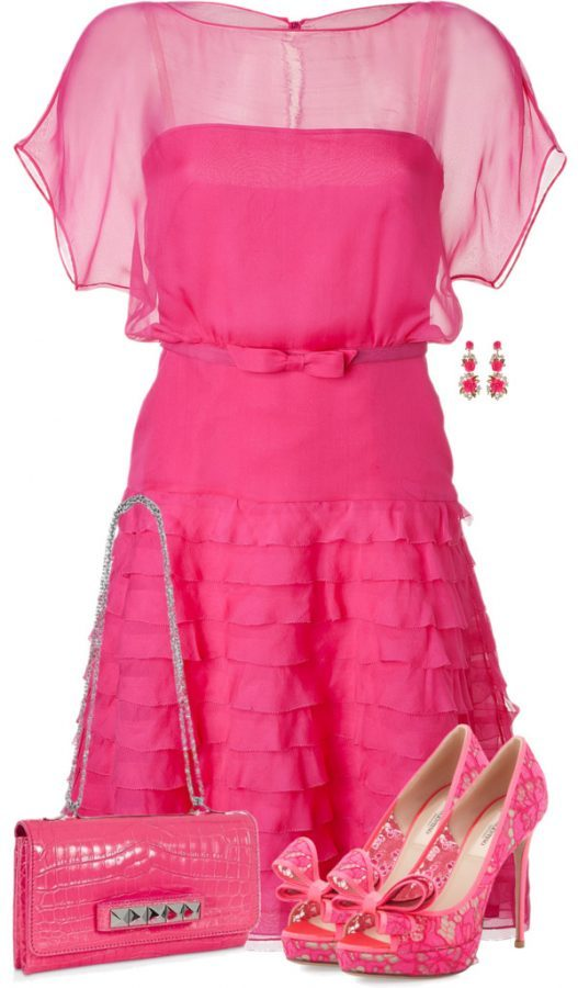 cute dress for valentine bmodish