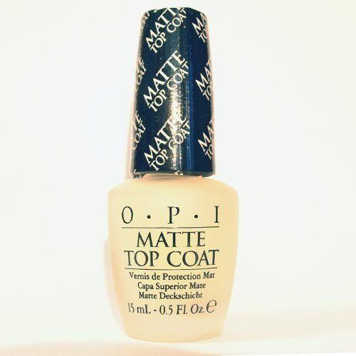 OPI T35 Matte Top Coat - Bmodish