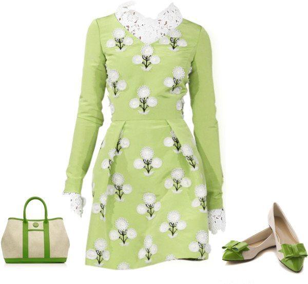 St Pattys Day Cute Outfit Bmodish