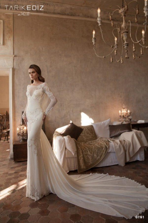 Glamorous Tarik Ediz Wedding Dresses 2015 - Be Modish