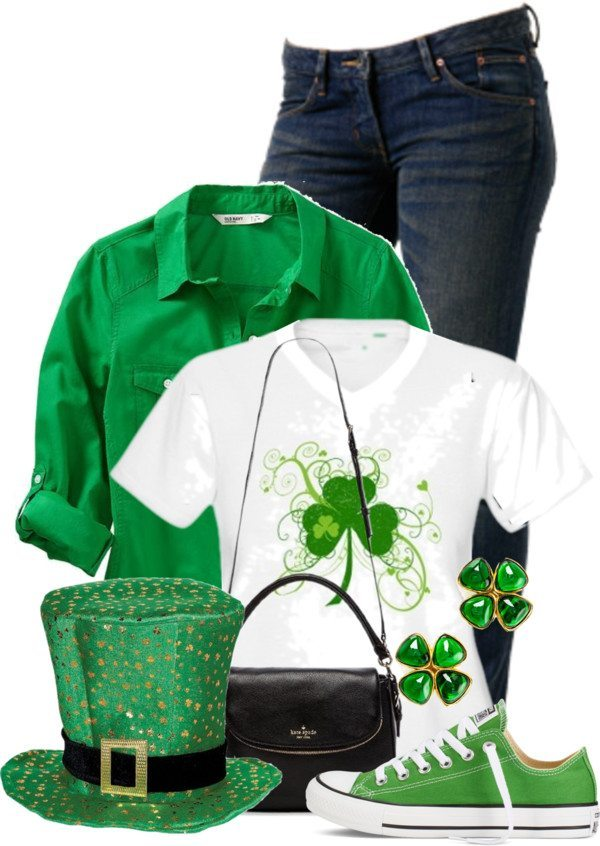 The Luck of the Irish St Patrick Outfit Bmodish