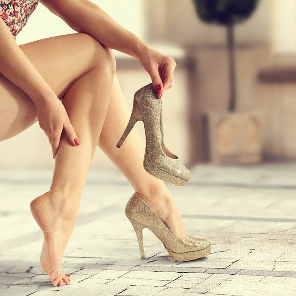You Need To Know To Make Heels Not Hurt