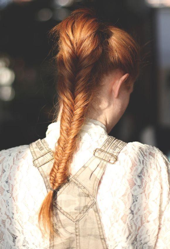 cute ponyfish hairstyle bmodish