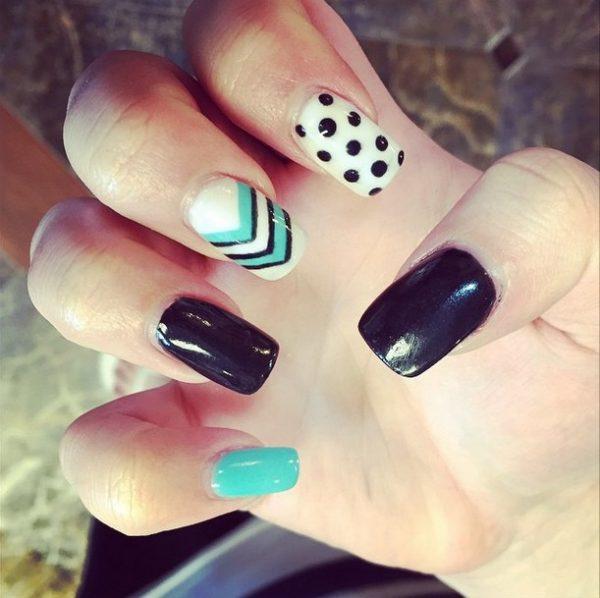 easy spring nails bmodish